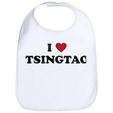 I Love Tsingtao Bib