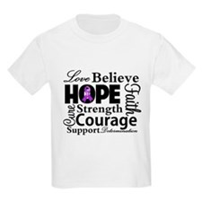 Inspire Hope Lupus Awareness T-Shirt