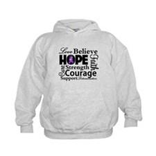 Inspire Hope Lupus Awareness Hoody