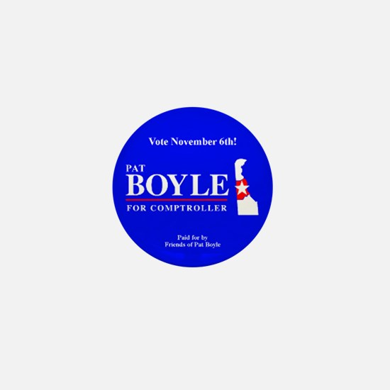 Funny Boyle Mini Button (10 pack)