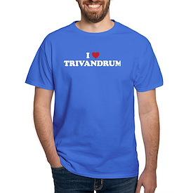 I Love Trivandrum T-Shirt