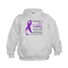 Ribbon For My Hero Lupus Hoody