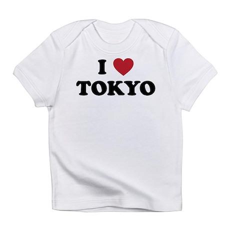 I Love Tokyo Infant T-Shirt