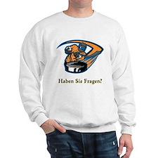 Haben Sie Fragen Sweatshirt