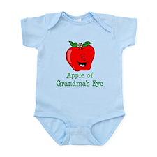 Apple Of Grandmas Eye Infant Bodysuit