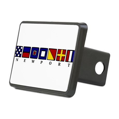 Newport.png Rectangular Hitch Cover
