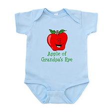 Apple Of Grandpas Eye Infant Bodysuit