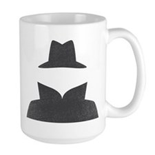 Secret Agent Spry Spy Guy Mug