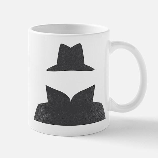 Secret Agent Spry Spy Guy Mug