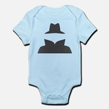 Secret Agent Spry Spy Guy Infant Bodysuit