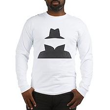 Secret Agent Spry Spy Guy Long Sleeve T-Shirt