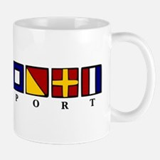 Nautical Gulfport Mug