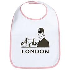 Retro London Bib
