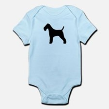 Wire Fox Terrier Infant Bodysuit