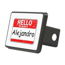 Hello My name is Alejandro Hitch Cover