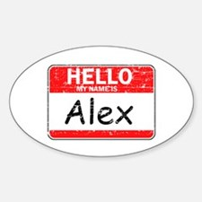 Hello My name is Alex Decal