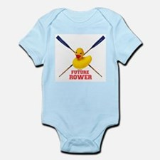 duck_baby Body Suit