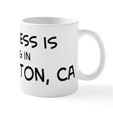Pleasanton - Happiness Mug