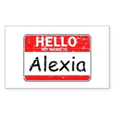 Hello My name is Alexia Decal