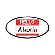 Hello My name is Alexia Patches