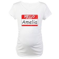 Hello My name is Amelia Shirt