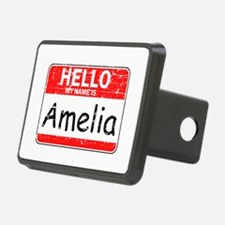 Hello My name is Amelia Hitch Cover