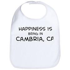 Cambria - Happiness Bib