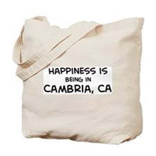 Cambria - Happiness Tote Bag
