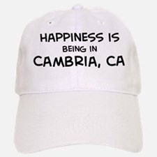 Cambria - Happiness Baseball Baseball Cap