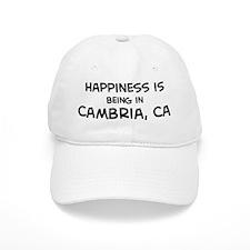 Cambria - Happiness Baseball Cap