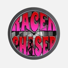 Racer Chaser Wall Clock
