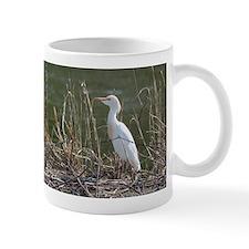 Cattle Egret Small Mug