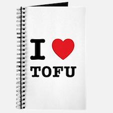 I Heart Tofu Journal