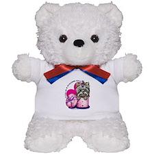 Life is a Precious Gift Teddy Bear