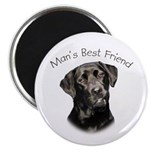 Man's Best Friend Magnet
