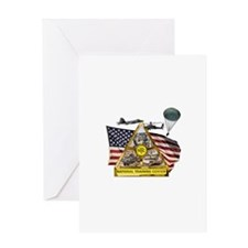 Fort Irwin Greeting Card