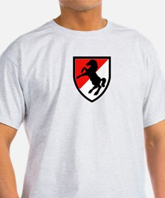 SSI - 11th Armored Cavalry Regiment T-Shirt