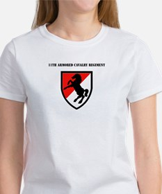 SSI - 11th Armored Cavalry Regiment with Text Wome