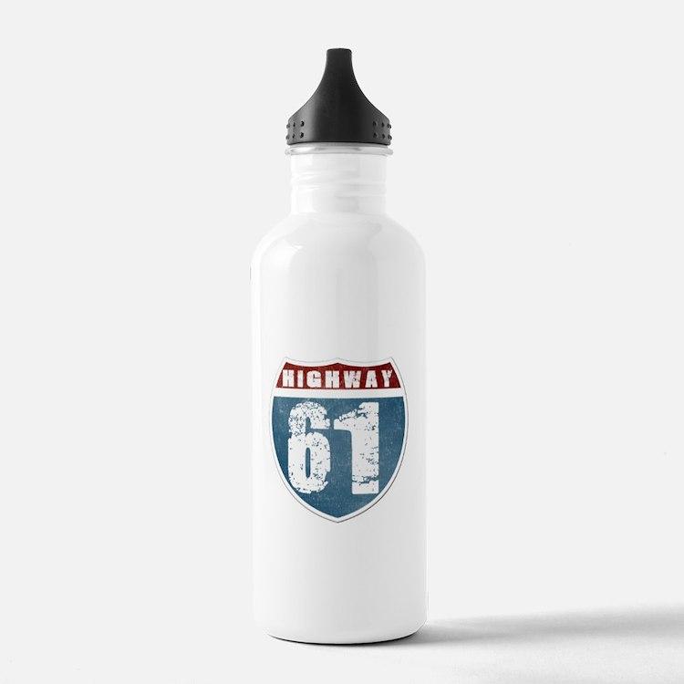 Highway 61 Water Bottle