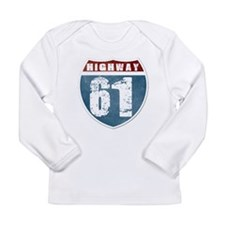 Highway 61 Long Sleeve Infant T-Shirt
