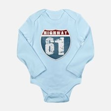 Highway 61 Long Sleeve Infant Bodysuit
