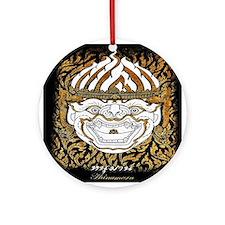 Lai Thai3 Ornament (Round)