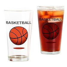 Basketball (f) Drinking Glass