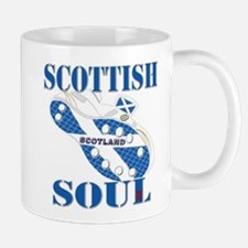 Scotland Football Soul Design Mug