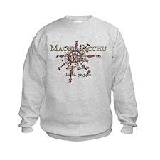 machu picchu Sweatshirt