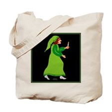 The Boy and the North Wind Tote Bag
