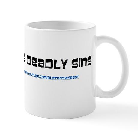 The Deadly Sins Main Channel Mug