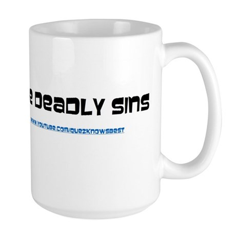 The Deadly Sins Main Channel Large Mug