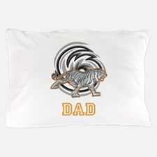 Dad. Tiger. Pillow Case