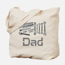 Dad, Tools, Wrenches. Tote Bag